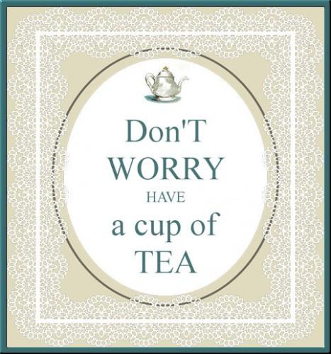 upset diary joyeux fourre-tout,j'aime le thé